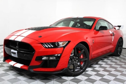 2020 Ford Mustang Shelby GT500 Shelby GT500 Coupe