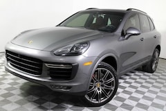 Used 2016 Porsche Cayenne Turbo SUV For Sale in Fort Worth