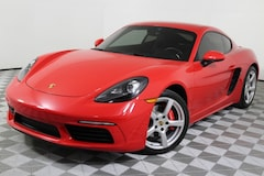 Used 2019 Porsche 718 Cayman S Coupe For Sale in Fort Worth