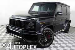 Used 2021 Mercedes-Benz AMG G 63 4MATIC SUV For Sale in Fort Worth