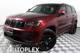 Used 2021 Jeep Grand Cherokee Overland SUV For Sale in Fort Worth