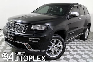 Used 2014 Jeep Grand Cherokee Summit 4x4 SUV For Sale in Fort Worth