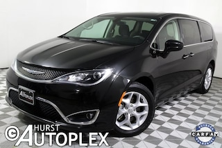 Used 2018 Chrysler Pacifica Touring Plus Van for sale in Fort Worth