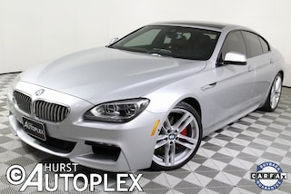Used 2015 BMW 650i Gran Coupe for sale in Fort Worth