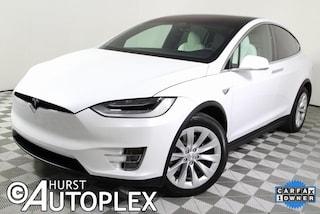 Used 2020 Tesla Model X Long Range Plus SUV in Fort Worth
