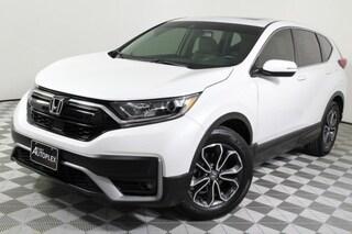 Used 2020 Honda CR-V EX-L 2WD SUV near Fort Worth