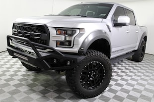 2017 Ford F-150 Raptor Hennessey Velociraptor Truck SuperCrew Cab