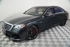 Used 2019 Mercedes-Benz AMG S 63 AMG S 63 Sedan For Sale in Fort Worth