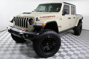 2020 Jeep Gladiator Mojave Lifted Truck Crew Cab
