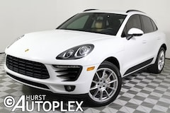 Used 2018 Porsche Macan S SUV For Sale in Fort Worth
