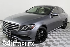 Used 2018 Mercedes-Benz E-Class E 300 Sedan For Sale in Fort Worth