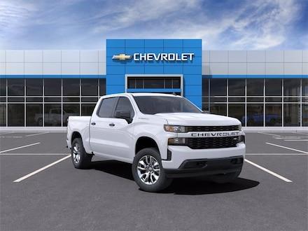 2021 Chevrolet Silverado 1500 Custom Truck Crew Cab