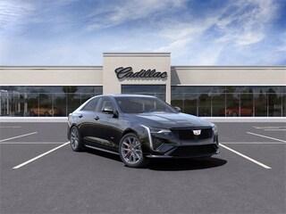 2021 CADILLAC CT4 V-Series AWD Sedan