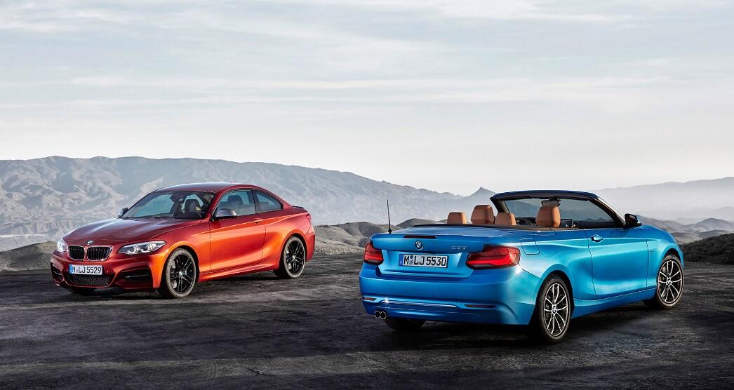 2018 BMW 2-Series
