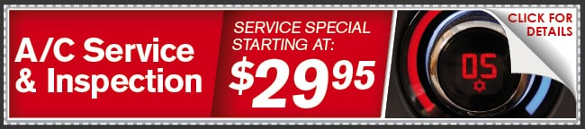AC Service & Inspection Coupon, Lincoln