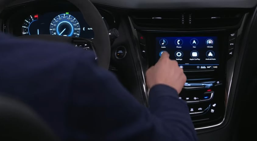Next-Generation Cadillac User Experience