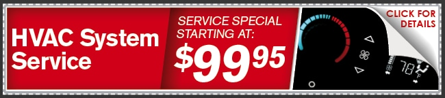 HVAC System Service Coupon, Lincoln