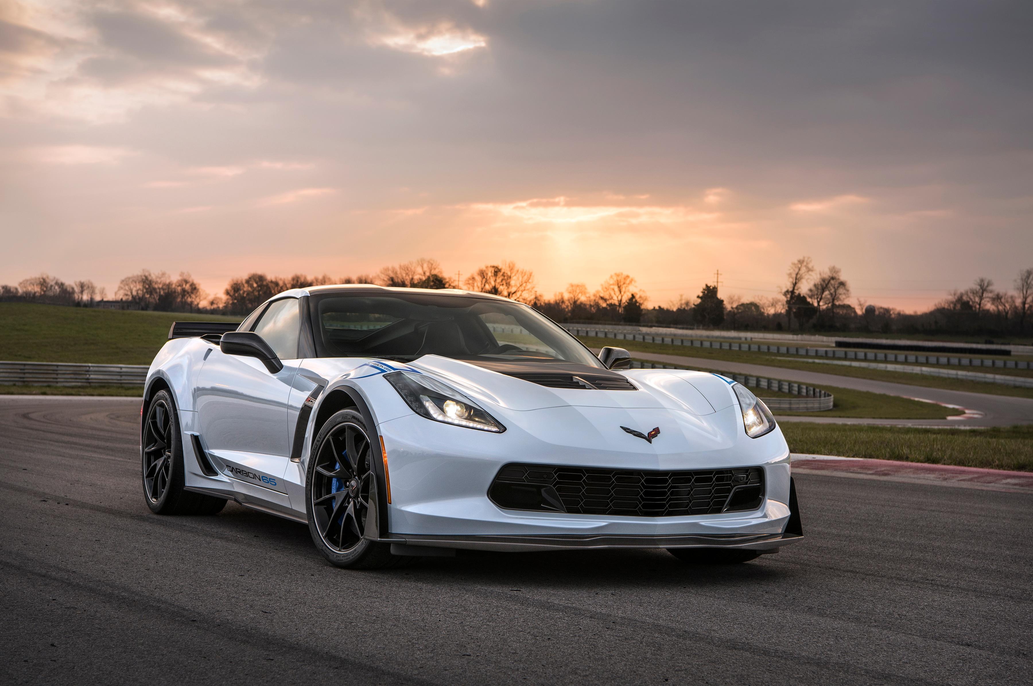 2018 Corvette Carbon 65 Edition models