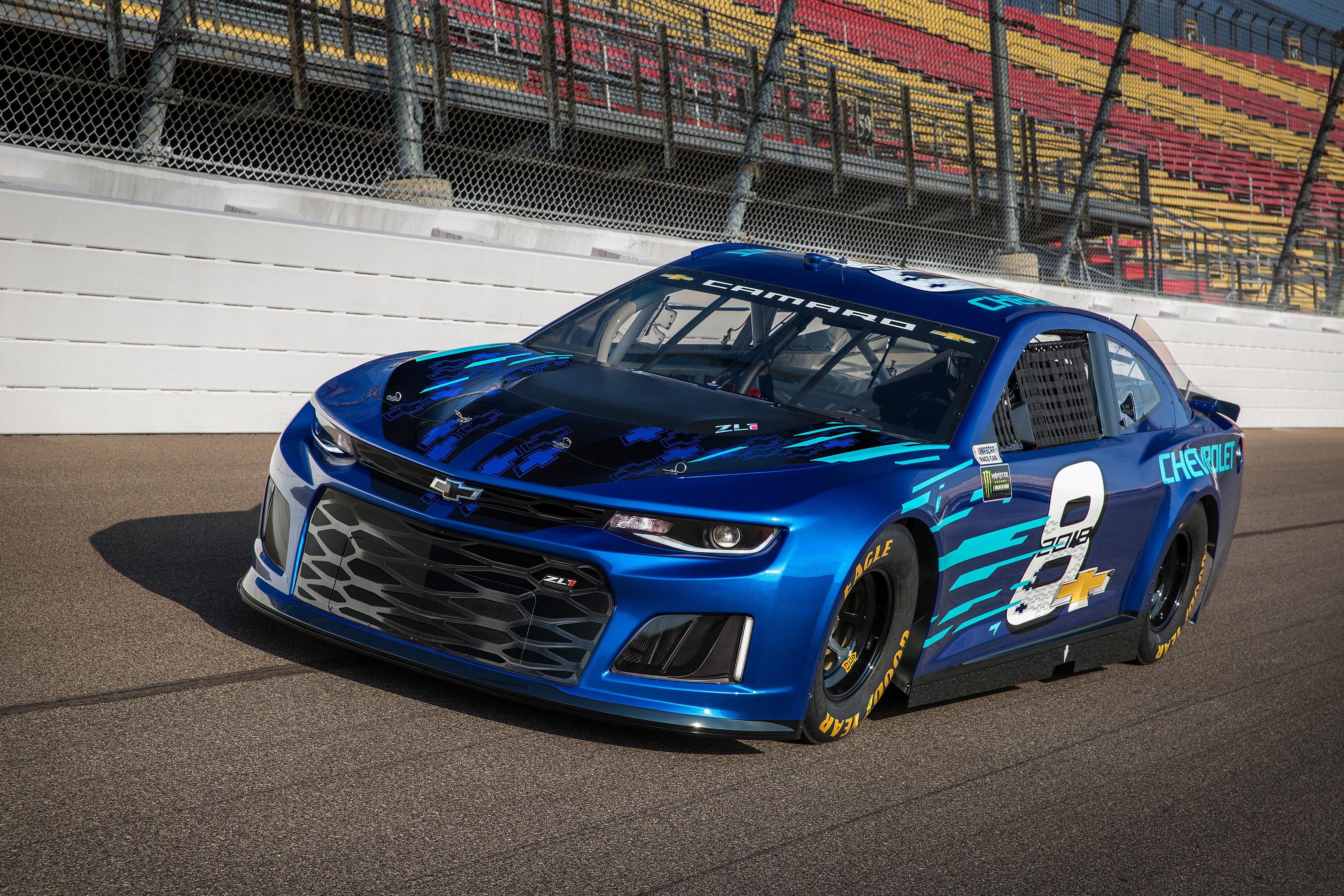 2018 Chevrolet Camaro ZL1 NASCAR Cup