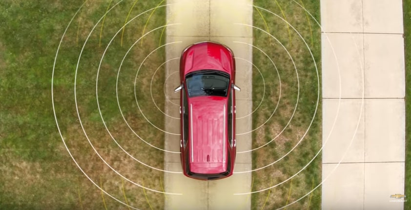 Chevy Surround Vision Technology