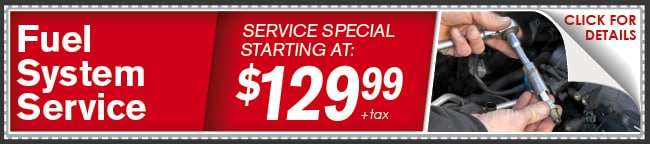 Fuel System Performance Coupon, Lincoln, NE