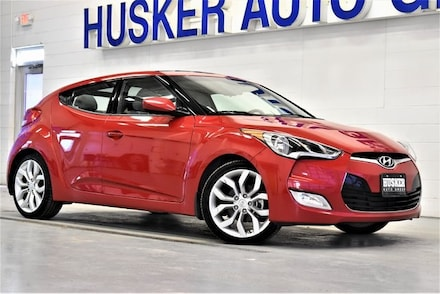 2013 Hyundai Veloster w/ Style Package Hatchback
