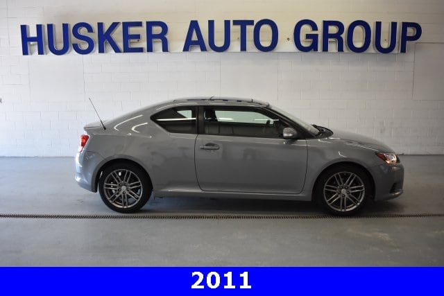 2011 Scion tC Base Coupe