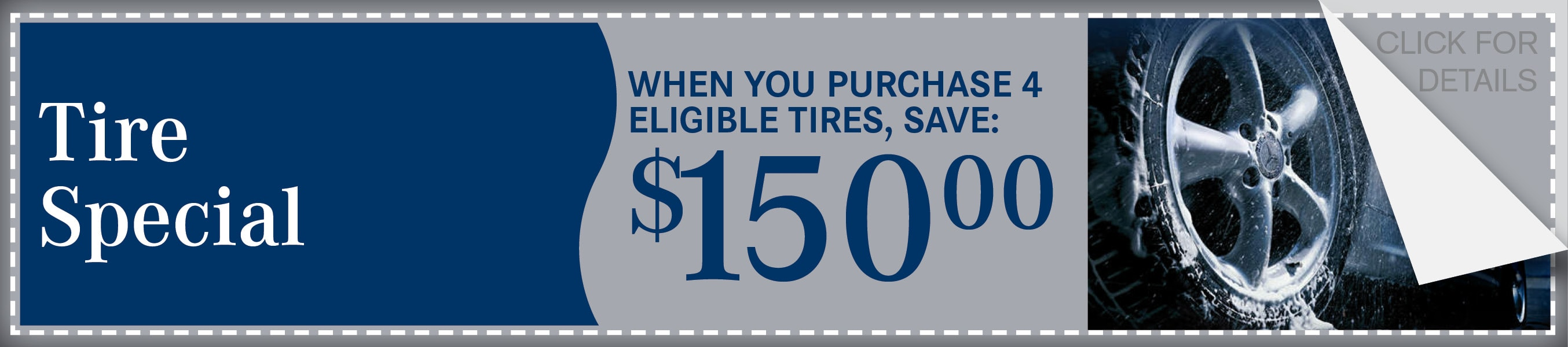 Tires Coupon, Lincoln