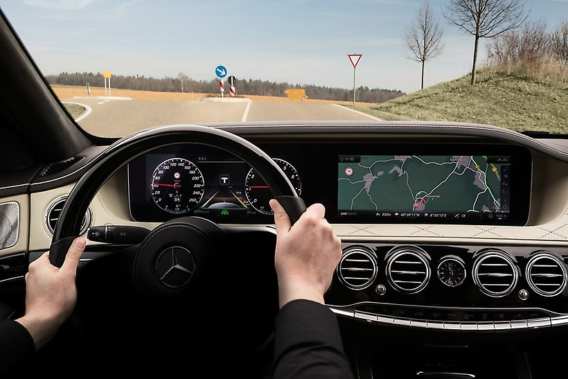 2018 E-Class Intelligent Drive
