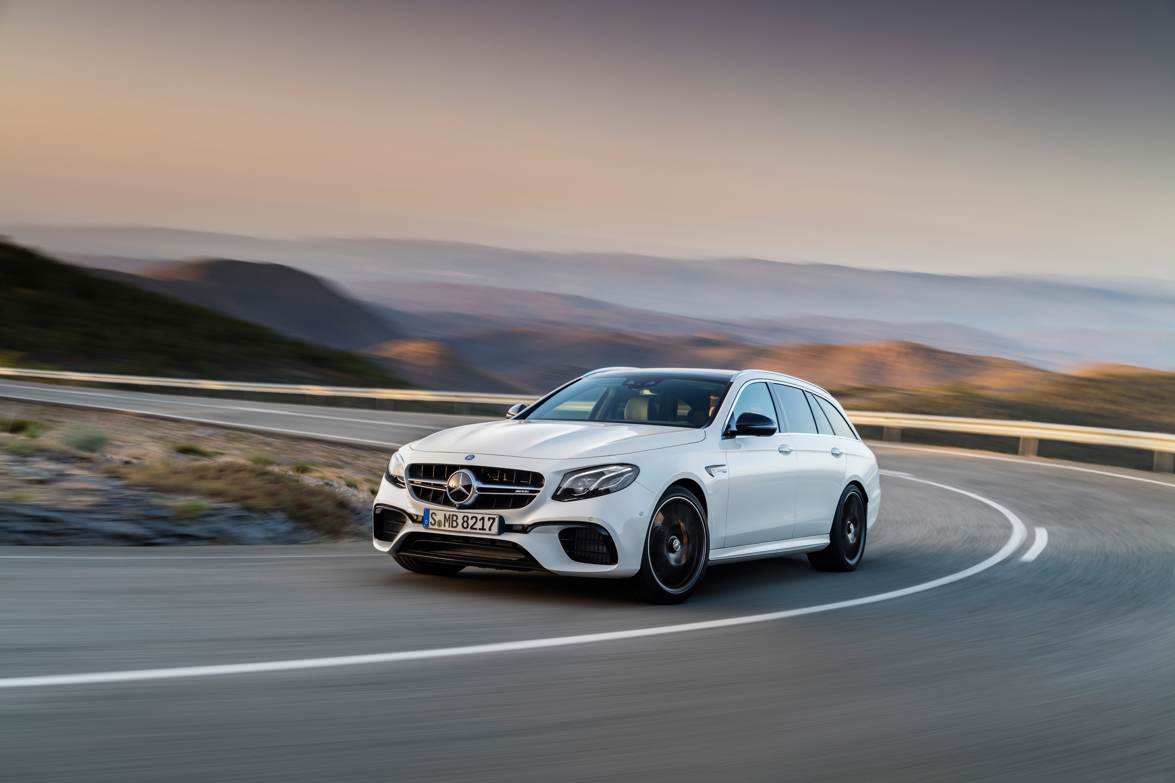 2018 Mercedes-Benz E63 AMG S Wagon