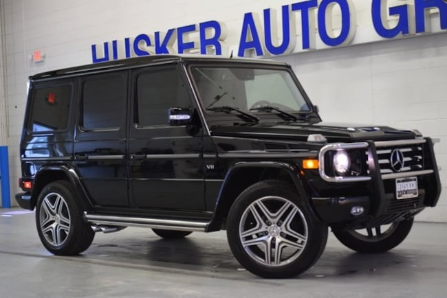 4546580601 Used 2011 Mercedes-Benz G-Class G 550 4MATIC For Sale in ...