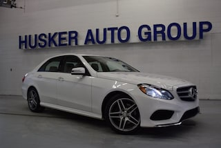 2016 Mercedes-Benz E-Class E 350 4MATIC Sedan
