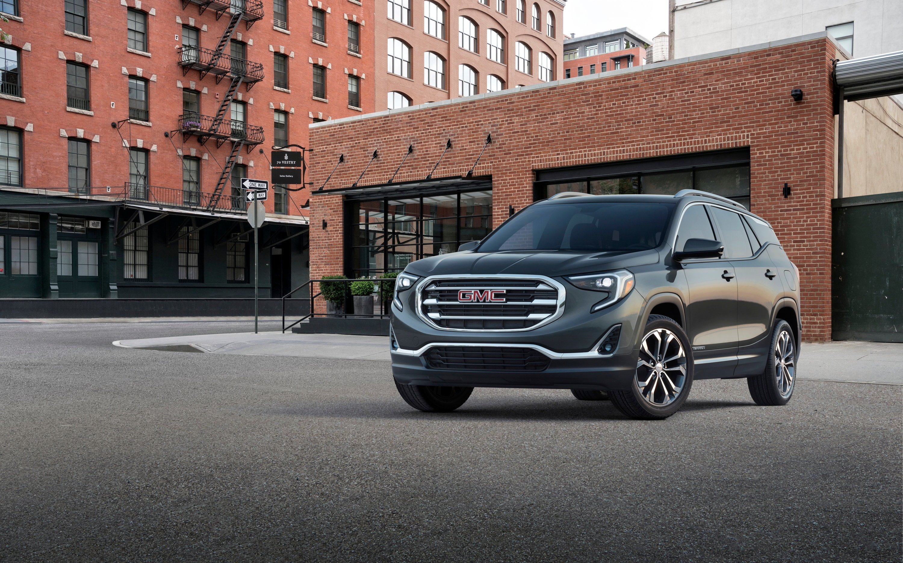 The Redesigned 2018 Gmc Terrain Goes Turbo Times Three
