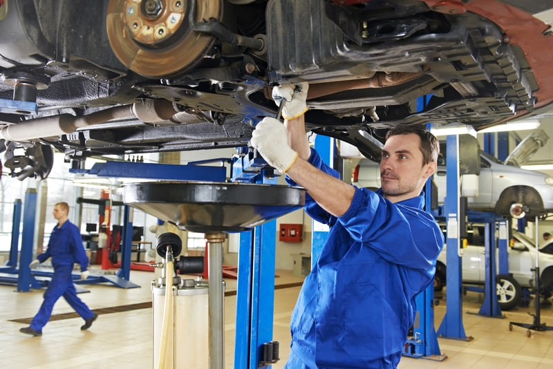 suspension repair Lincoln NE