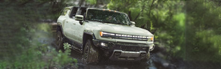 2024 GMC Hummer EV