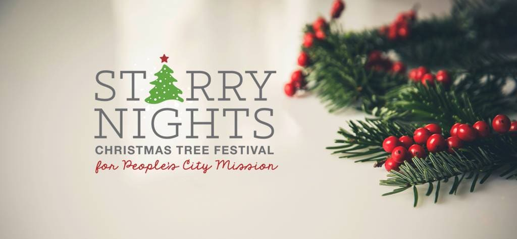 Starry Nights Christmas Tree Festival