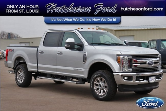 2019 Ford F-250SD XLT Truck