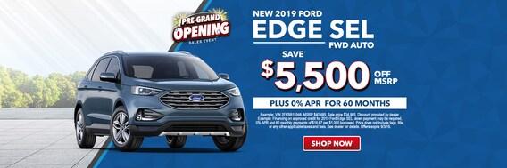Ford Dealer Forsyth GA | Hutchinson Ford
