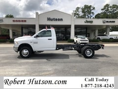 2018 Ram 3500 TRADESMAN CHASSIS REGULAR CAB 4X2 167.5 WB Regular Cab