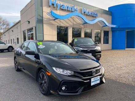 2018 Honda Civic EX-L Hatchback