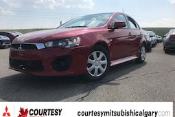 2017 Mitsubishi Lancer ES * BLUETOOTH, BACK UP CAMERA, AND HEATED SEATS Sedan