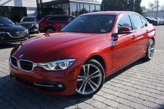 2016 BMW 3 Series 328i Sport Line, Tech, Premium, Driver Asst. Sedan