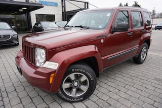 2008 Jeep Liberty Sport 4WD SUV