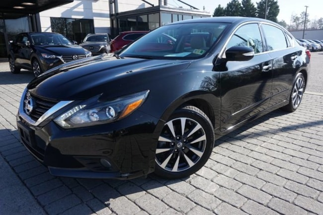 Used 2016 Nissan Altima For Sale at Hyman Bros  Mazda | VIN