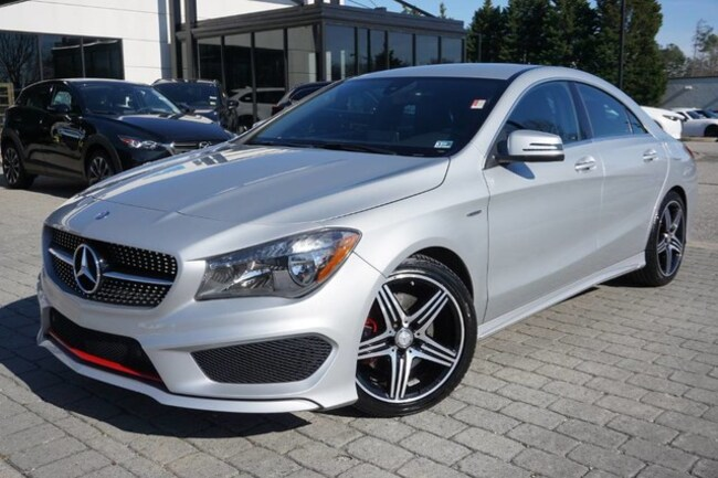 Used 2015 Mercedes Benz Cla Class For Sale At Hyman Bros Mazda