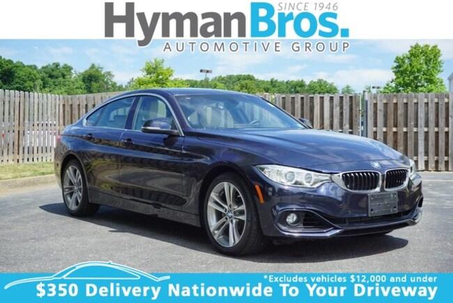 2016 BMW 428i 428i xDrive Gran Coupe Gran Coupe