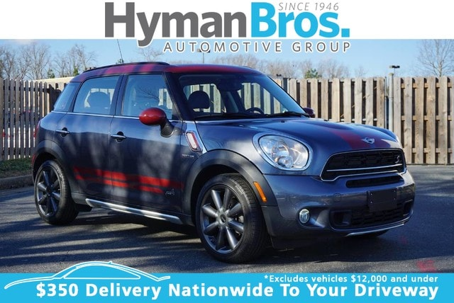 Used 2016 Mini Countryman All4 S Park Lane Nav Cold Weather For