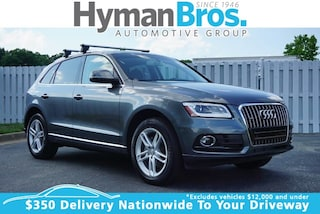 2015 Audi Q5 Premium Plus Quattro Tech, 19 Inch Wheel SUV
