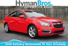 2016 Chevrolet Cruze Limited LT Heated Leather Sedan