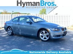 2007 BMW 328xi 328xi Coupe 6-Speed Coupe